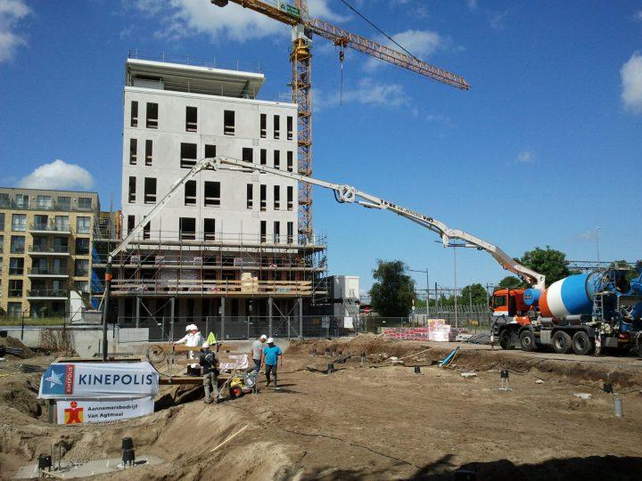 Werfinhuldiging Kinepolis Den Bosch