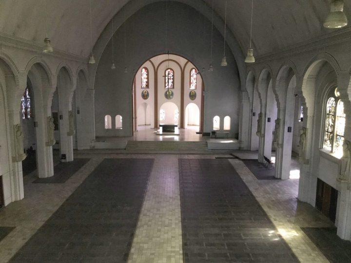 Opname Kerk in Tilburg