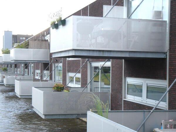 Woningen Kroeteneiland, Breda