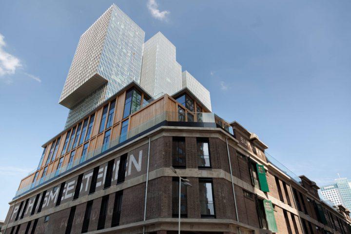 TV opname Open Rotterdam in Pakhuis Meesteren
