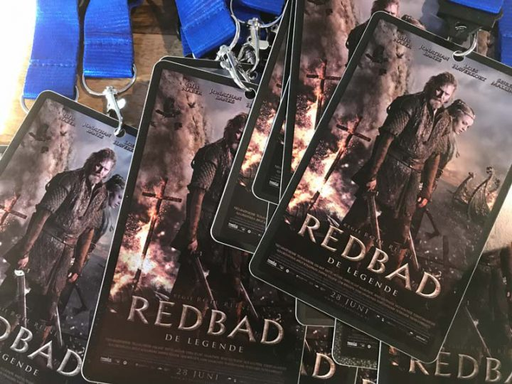 Film 'Redbad' in Kinepolis bioscoop in Den Bosch in premiere