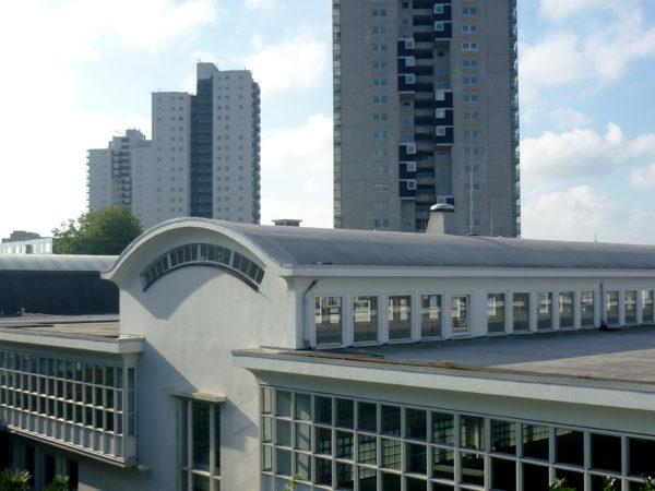 Impressie transformatie Watertorenweg Rotterdam