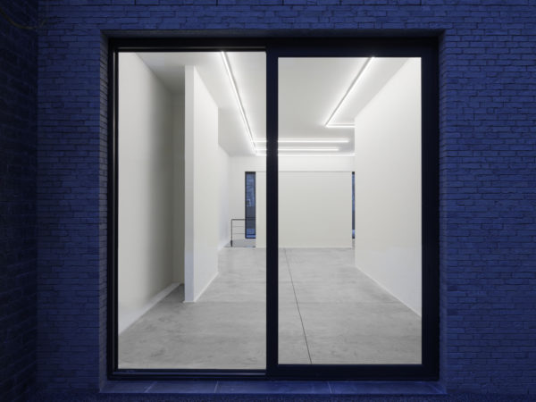 Trap Galerie Schoots en Van Duyse, Antwerpen