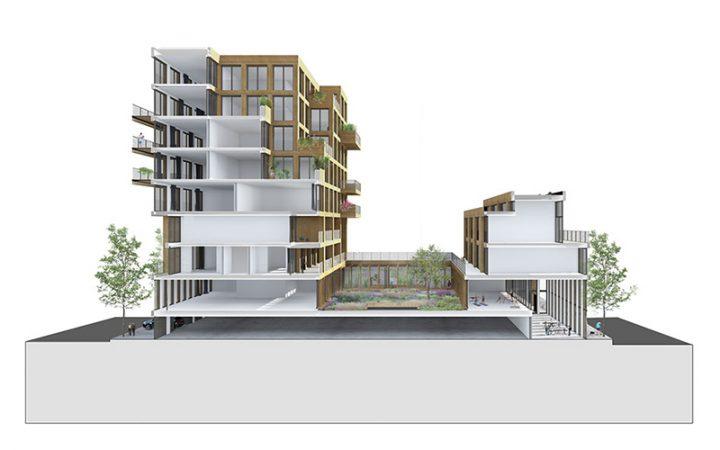 Hooghout Buikersloterham, Kavel 20C, Amsterdam Noord