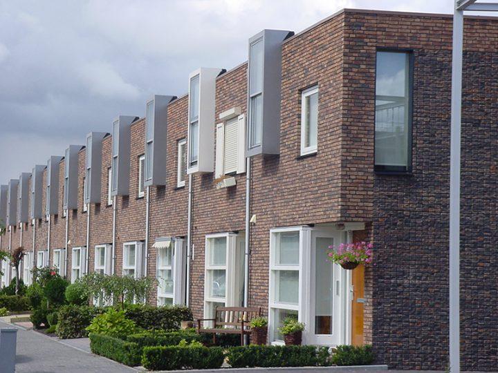 132 woningen, Kroeten, Breda