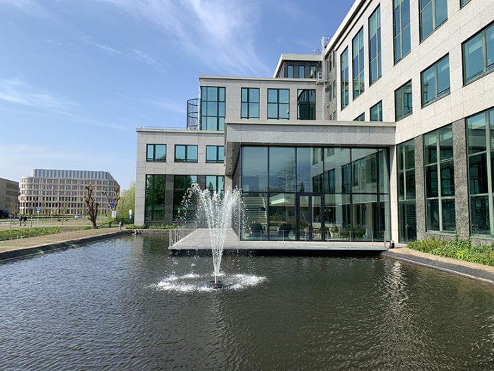 Verbouwing Avans+, Breda
