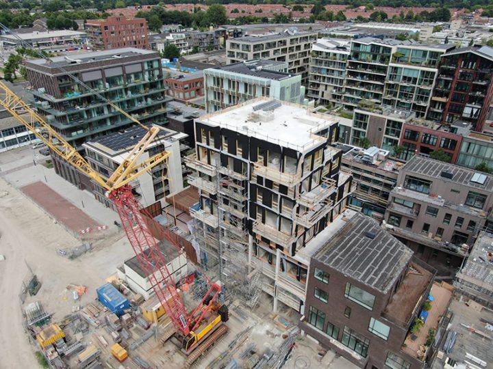 Update bouw Buiksloterham, Amsterdam