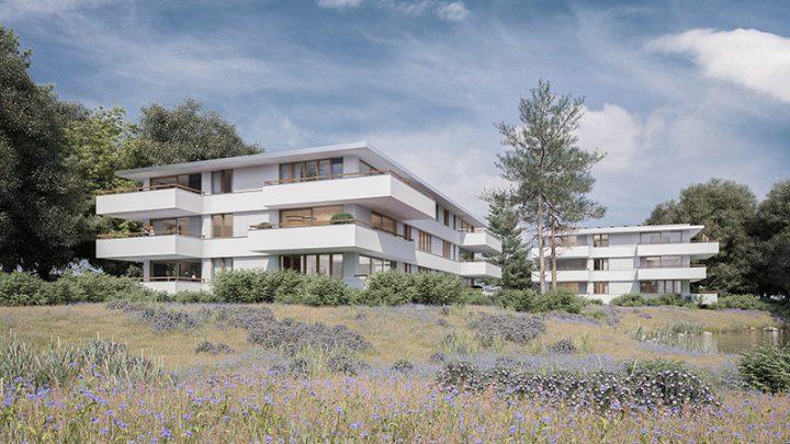Start bouw appartementen Le Duett, Oosterhout