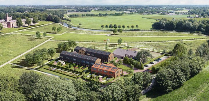 Nieuwbouw op Landgoed De Klokkenberg, Breda