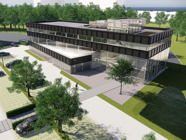 Nieuwbouw hoofdkantoor CLB, Oosterhout
