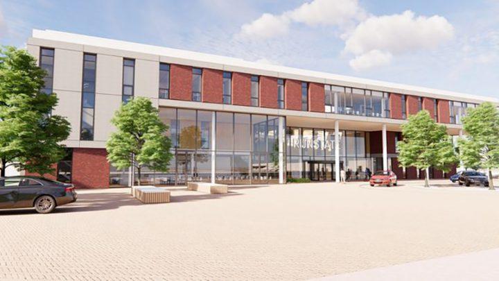 Nieuwbouw Rijnstate Ziekenhuis, Elst